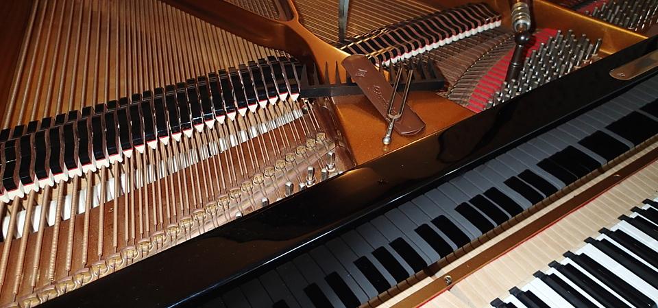 Piano au diapason